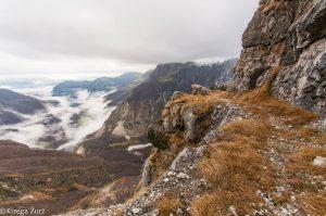 Pot Pl. Dobrenjščica - Prehodci. Foto: Grega Žorž