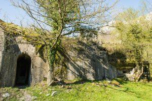 Utrdba št. 2. Foto: Grega Žorž